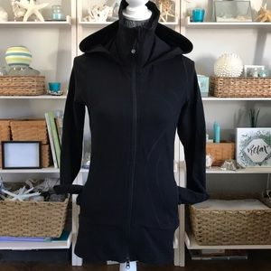 Lululemon Stride Jacket Black Size 6